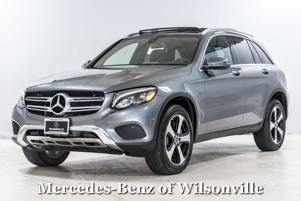 2019 Mercedes-Benz GLC 350e 4MATIC® SUV Wilsonville OR