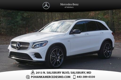 2019_Mercedes-Benz_GLC_43 AMG 4MATIC_ Salisbury MD