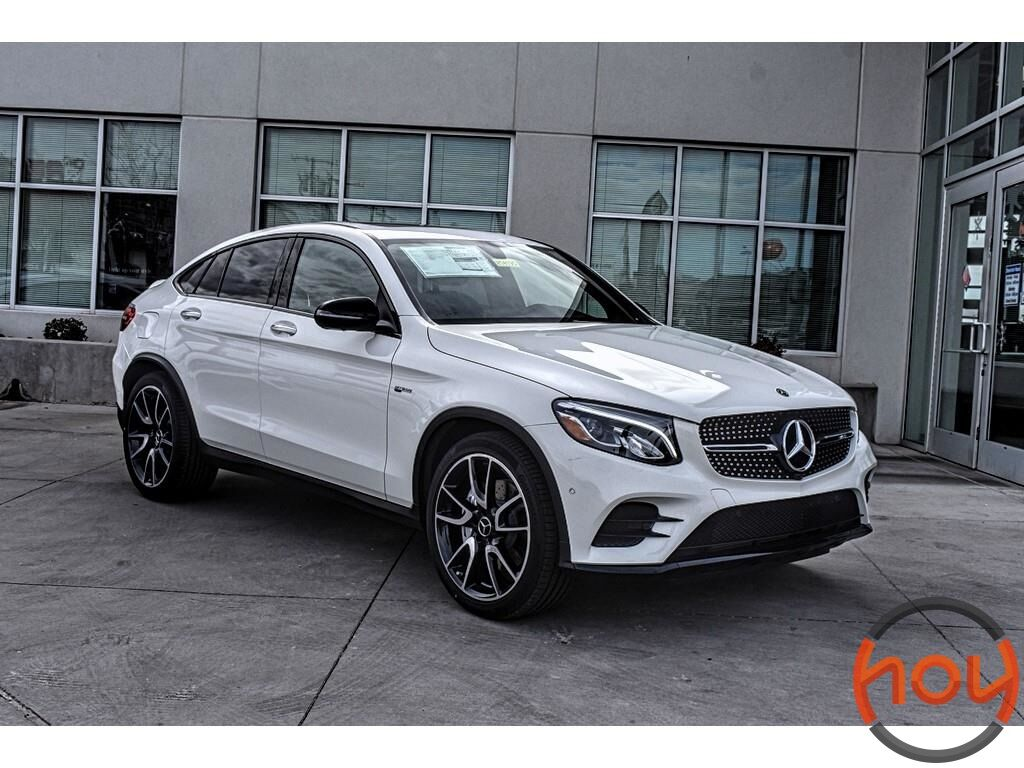 White Mercedes Benz >> 2019 Mercedes Benz Glc 43 Amg Coupe