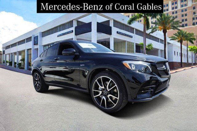2019 Mercedes Benz Glc Amg 174 43 4matic 174 Coupe Coral Gables