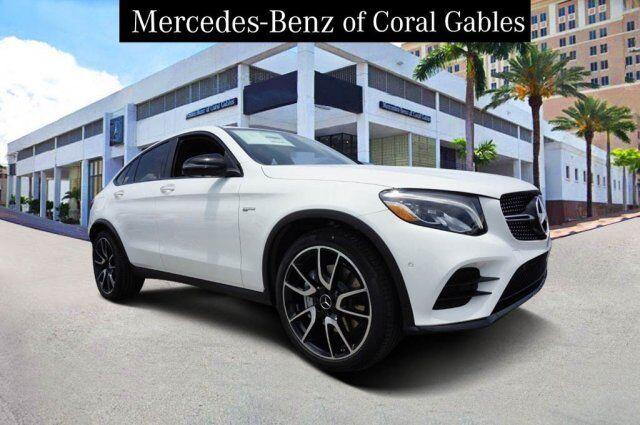 2019 Mercedes-Benz GLC AMG® 43 4MATIC® Coupe Cutler Bay FL