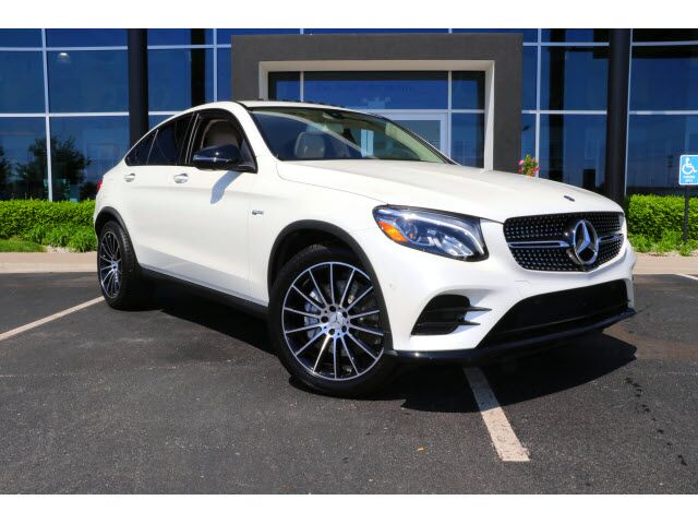 2019 Mercedes-Benz GLC AMG® 43 4MATIC® Coupe Kansas City MO