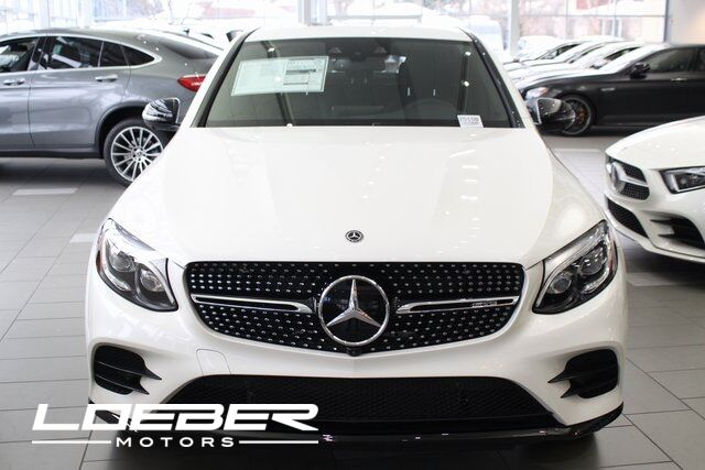 2019 Mercedes-Benz GLC AMG® 43 4MATIC® Coupe Lincolnwood IL