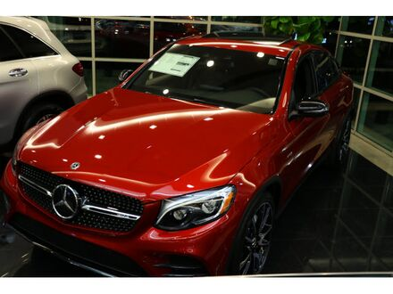 2019_Mercedes-Benz_GLC_AMG® 43 4MATIC® Coupe_ Merriam KS