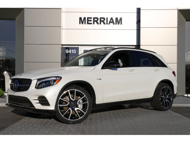 2019 Mercedes-Benz GLC AMG® 43 SUV Merriam KS