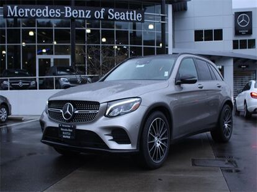 2019_Mercedes-Benz_GLC_AMG® 43 SUV_ Seattle WA