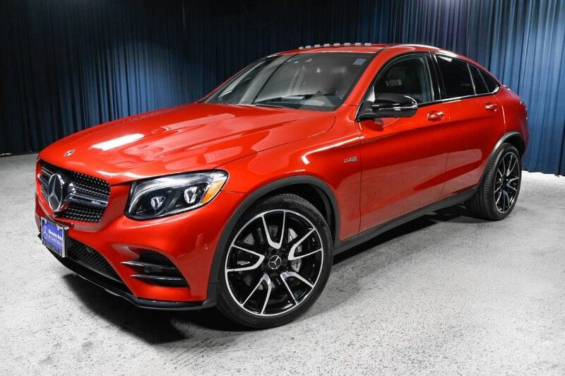 2019 Mercedes-Benz GLC AMG® 43 4MATIC® Coupe Scottsdale AZ