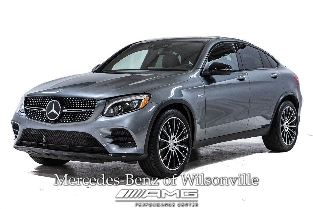 2019 Mercedes-Benz GLC AMG® GLC 43 4MATIC® Coupe Wilsonville OR