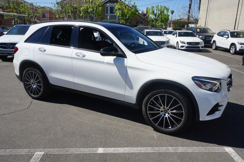 2019 Mercedes-Benz GLC GLC 300 4MATIC (03/19) SPORT / P01 / NIGHT PKG/20AMG Monterey Park CA