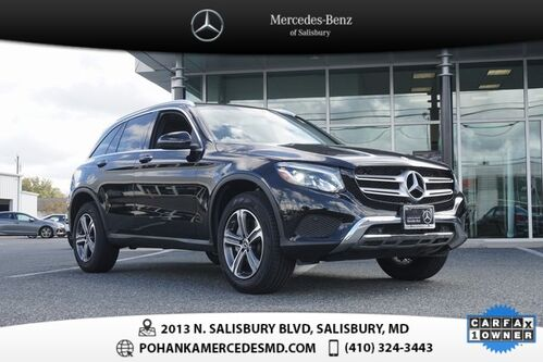 2019_Mercedes-Benz_GLC_GLC 300 4MATIC® ** Mercedes-Benz Certified Pre-Owned **_ Salisbury MD