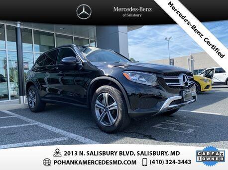 2019_Mercedes-Benz_GLC_GLC 300 4MATIC®** MERCEDES-BENZ CERTIFIED **_ Salisbury MD