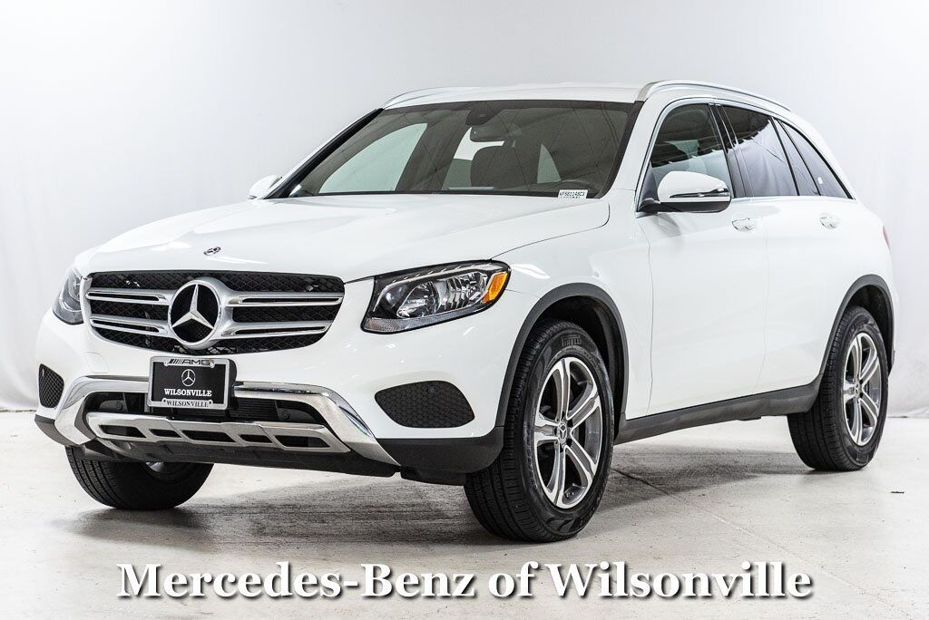2019 Mercedes-Benz GLC GLC 300 4MATIC® SUV
