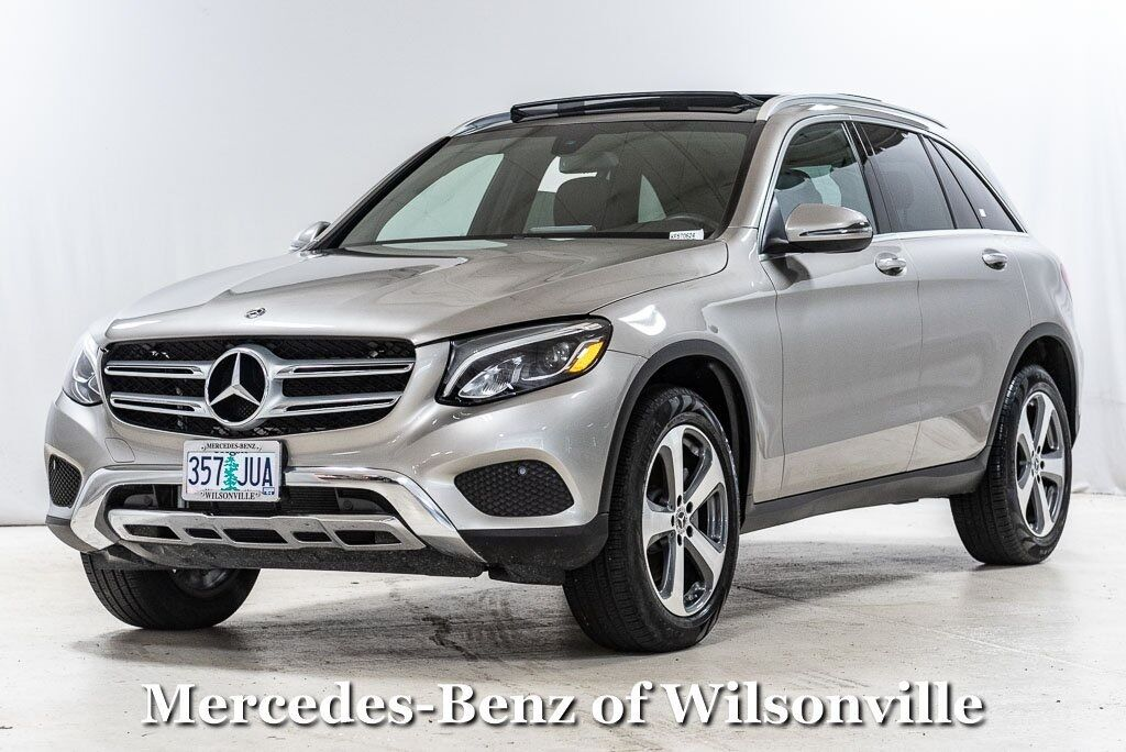 2019 Mercedes-Benz GLC GLC 300 4MATIC® SUV Wilsonville OR