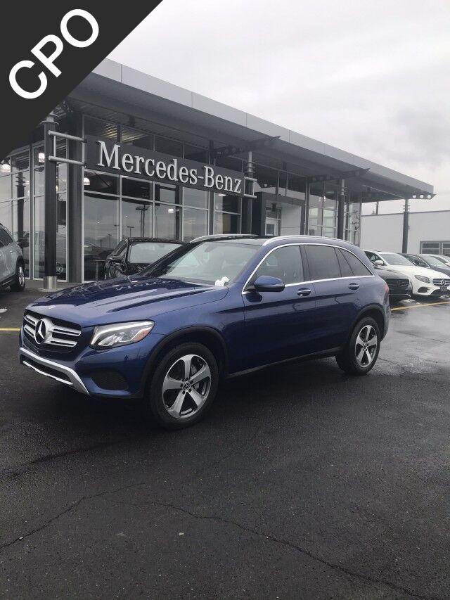 2019 Mercedes-Benz GLC GLC 300 4MATIC® SUV Yakima WA