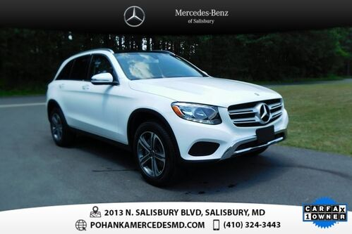 2019_Mercedes-Benz_GLC_GLC 300 4MATIC®_ Salisbury MD