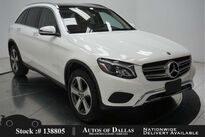 Mercedes-Benz GLC GLC 300 NAV,CAM,PANO,HTD STS,19IN WLS,LED LIGHTS 2019