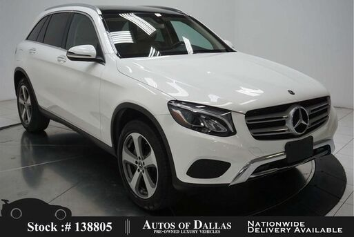2019_Mercedes-Benz_GLC_GLC 300 NAV,CAM,PANO,HTD STS,19IN WLS,LED LIGHTS_ Plano TX