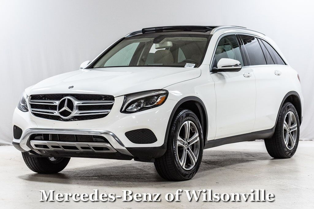 2019 Mercedes-Benz GLC GLC 300 SUV Wilsonville OR