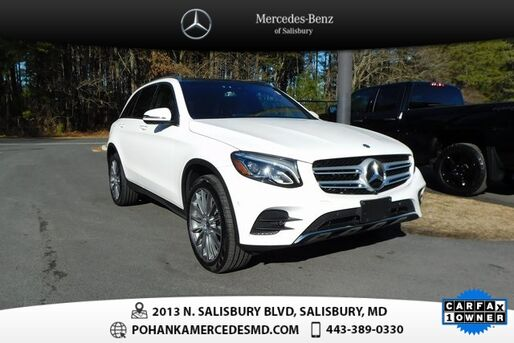 2019_Mercedes-Benz_GLC_GLC 300_ Salisbury MD