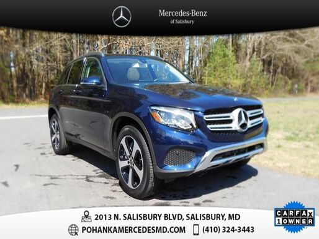 2019_Mercedes-Benz_GLC_GLC 350e 4MATIC®_ Salisbury MD