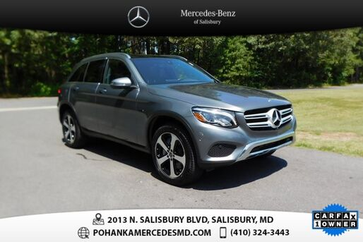 2019_Mercedes-Benz_GLC_GLC 350e 4MATIC®_ Salisbury MD