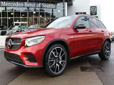 2019_Mercedes-Benz_GLC_GLC 43 AMG®_ Seattle WA