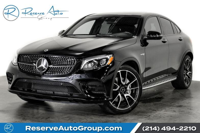 2019 Mercedes-Benz GLC43 AMG PanoRoof Navigation The Colony TX