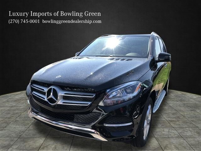 2019 Mercedes-Benz GLE 400 4MATIC® SUV Bowling Green KY