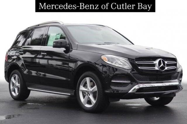 2019 Mercedes-Benz GLE 400 4MATIC® SUV Cutler Bay FL