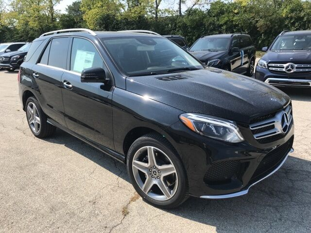2019 Mercedes-Benz GLE 400 4MATIC® SUV Indianapolis IN
