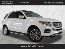 2019_Mercedes-Benz_GLE_400 4MATIC® SUV_ Kansas City MO