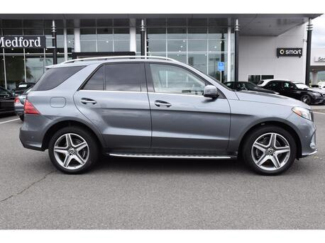 2019_Mercedes-Benz_GLE_400 4MATIC® SUV_ Medford OR