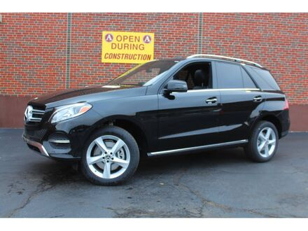 2019_Mercedes-Benz_GLE_400 4MATIC® SUV_ Merriam KS
