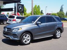 2019_Mercedes-Benz_GLE_400 4MATIC® SUV_ Salem OR