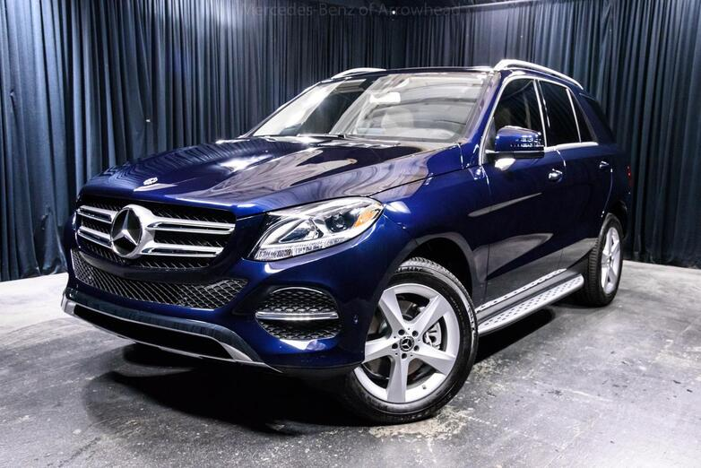 2019 Mercedes-Benz GLE 400 4MATIC® SUV Scottsdale AZ