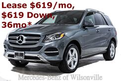 2019_Mercedes-Benz_GLE_400 4MATIC® SUV_ Portland OR