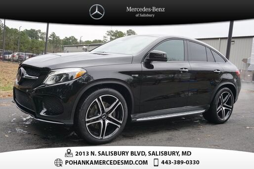2019_Mercedes-Benz_GLE_43 AMG 4MATIC_ Salisbury MD