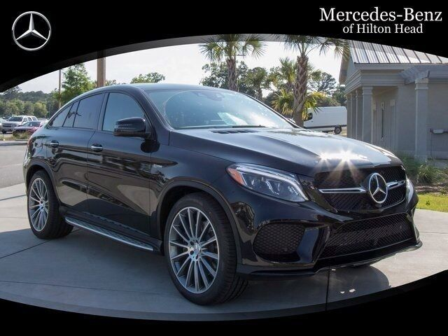 2019 Mercedes-Benz GLE AMG® 43 4MATIC® Coupe Bluffton SC