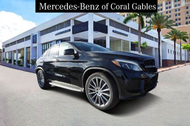 New 2019 Mercedes Benz Gle Amg 43 Coupe In Coral Gables Fl