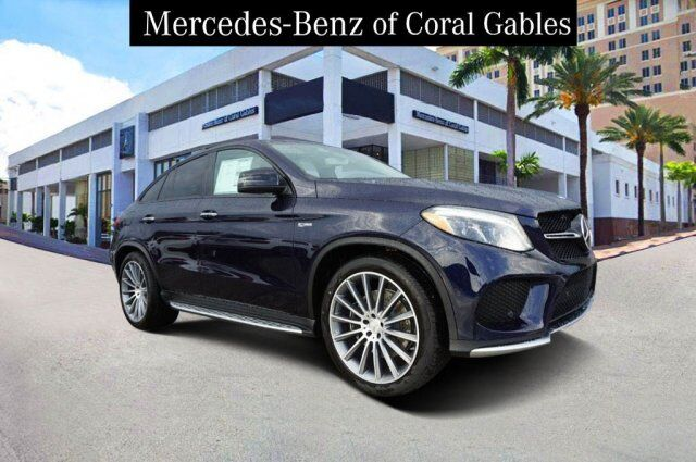 2019 Mercedes-Benz GLE AMG® 43 Coupe KA154844