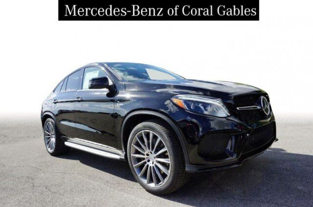 2019 Mercedes-Benz GLE AMG® 43 Coupe Coral Gables FL
