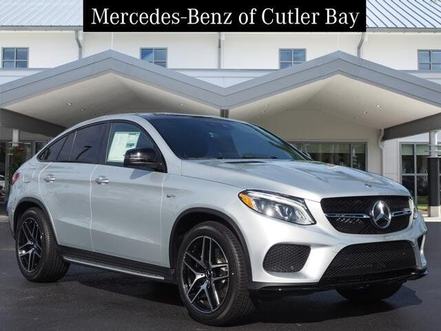 2019 Mercedes-Benz GLE AMG® 43 Coupe KA141274