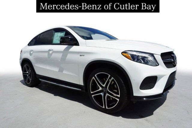 2019 Mercedes-Benz GLE AMG® 43 Coupe Cutler Bay FL