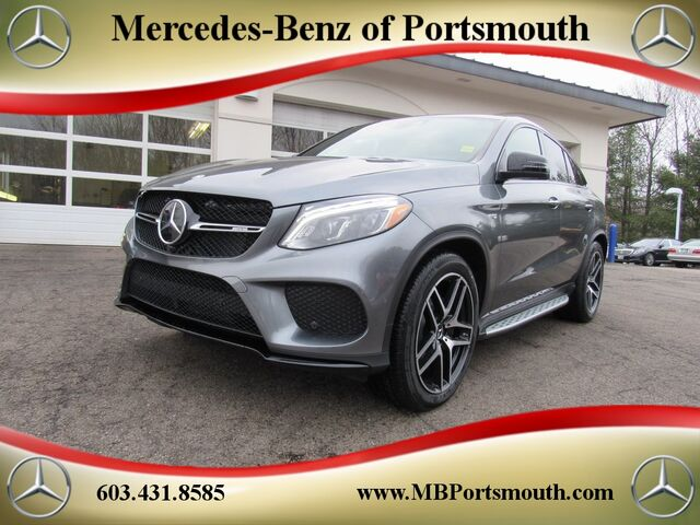 2019 Mercedes-Benz GLE AMG® 43 Coupe Greenland NH