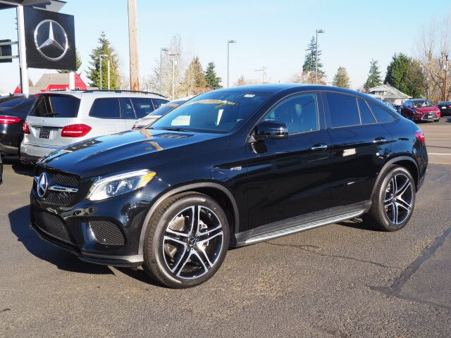2019 Mercedes-Benz GLE AMG® 43 Coupe Salem OR