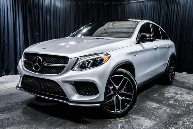 2019 Mercedes-Benz GLE AMG® 43 Coupe Scottsdale AZ