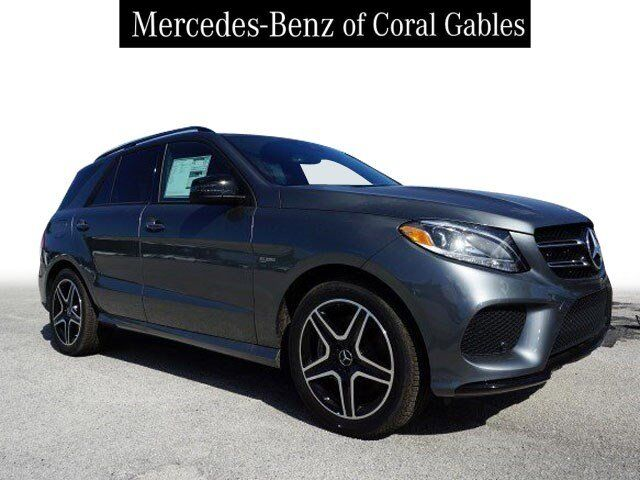 2019 Mercedes-Benz GLE AMG® 43 SUV Coral Gables FL