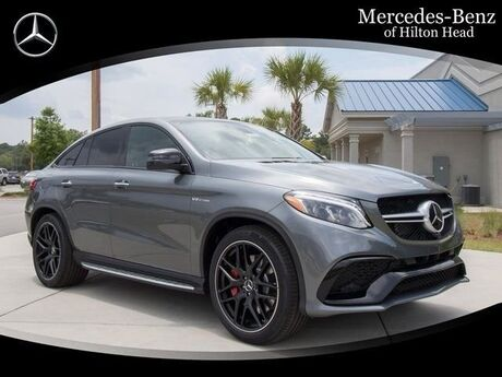 2019 Mercedes-Benz GLE AMG® 63 S Coupe Bluffton SC