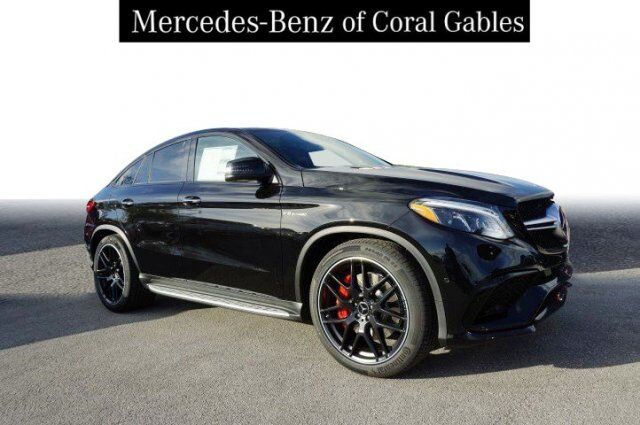 2019 Mercedes-Benz GLE AMG® 63 S Coupe Coral Gables FL