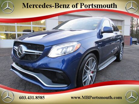 2019 Mercedes-Benz GLE AMG® 63 S Coupe Greenland NH